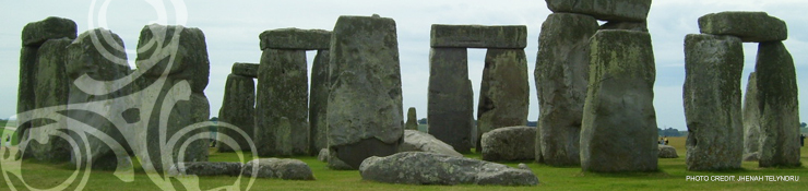 Stonehenge - Photo Credit: Jhenah Telyndru